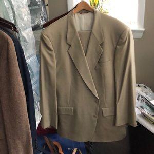 Other - Hart Schaffner & Marx Ariel Worsteds Wool Suit VTG